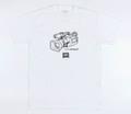 ハードツアイス Tシャツ -VX1000xGILDAN- ホワイト