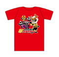 ナライガー Tシャツ(子ども用)赤 120cm