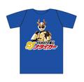 ナライガー Tシャツ(子ども用)青 120cm