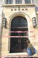 ㈱島津製作所 旧本社 人 RGB A3のび 額縁プラス写真