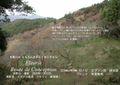 2009年 晩秋の吉野 櫻と紅葉 上千本  NO 076 A3ノビ プリント  329mmx483mmm