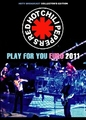 RED HOT CHILI PEPPERS/(2DVD-R)PLAY FOR YOU-EURO 2011[1039]