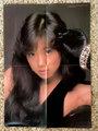 【懐かしアイドル】中森明菜 GORO付録のポスター(昭和60年4月号)