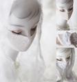【抗菌・抗ウィルス生地】薄手で快適♪☆日本製高級マスク☆美Frais Veilマスク