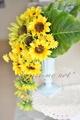 sunflower bouquet♡