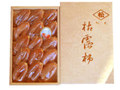 送料無料!山梨県松里産 枯露柿 1号箱(4L×15個入)