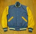 Albionのスタジャン (AWARD Jacket)