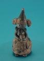 水谷香織の作品 陶人形