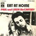 PAUL McCARTNEY / EAT AT HOME スペイン盤