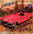 ARETHA FRANKLIN / FREEWAY OF LOVE ピンク・カラー・レコード