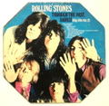 The Rolling Stones / THROUGH THE PAST, DARKLY 八角形ジャケ US盤