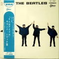 THE BEATLES / HELP! 帯付 赤盤