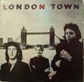 WINGS / LONDON TOWN マレーシア盤