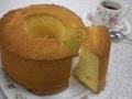【優雅なティータイムを…】銀河カレッジ シフォンケーキ【熊本県産小麦粉、玉子使用】