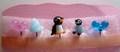 親子ペンギン5本セット