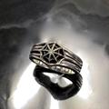 COSMIC RING w/DIAMOND