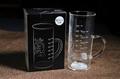 極茶人プロデュース耐熱ホットグラス(HARIO製)