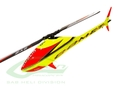 SG724 GOBLIN COMET Yellow-Red
