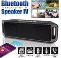 Bluetooth5.0対応ワイヤレススピーカー/MP3再生/ハンズフリー通話/マイク内蔵/有線接続可/スピーカーIV-503