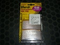 Vesrah Alloro125/G-MAX150フロントメタルブレーキパット