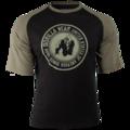 テキサス Tシャツ ブラック/アーミーグリーン