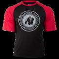 テキサス Tシャツ ブラック/レッド