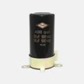 電解コンデンサー500V/50uFX2