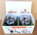 超熟成ジャンボにんにく黒GRANJO(グランホ)  お土産箱(L球 1個・LLバラ片6粒入×1袋)