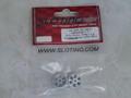 スロッティングプラス ユニバーサルホイール 16.9x10(SLPL40116910) 1/32スロットカーパーツ