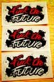 ★Fuck the Future★ステッカー3枚セット