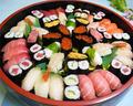 寿司盛り 胡蝶蘭