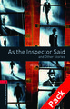 SALE:OBW3:As the Inspector Said and Other Stories CD pack