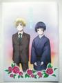 ヘタリア同人誌英日本「咲いた、咲いた」