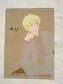 ヘタリア同人誌英日本「4U」