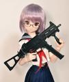 【新作】DD用1/3スケール 短機関銃『UMP45』モデル