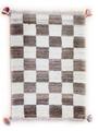 ギャベ「ブロックギャベ」ペルシャ手織