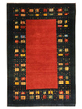 ギャベ「オアシス」ペルシャ手織アート