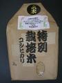 (無農薬)長野県東御市 栽培期間中農薬不使用 カブトエビが住む田んぼのコシヒカリ 5kg