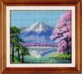 スキルギャラリー  G749 富士春景