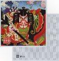 『歌舞伎・矢の根五郎』D81