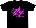 黒Tシャツ(仮面ASH)Mサイズ