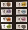 TOJ 缶バッチ各ステージ&TOJロゴセット各種 510円→