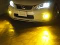 LEDIST 2500K    GOLD LFB-2Y    H8/H9/H11/H16用