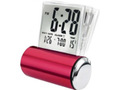 ★かわいいローリーポーリークロック 温度計・カレンダー機能付!★