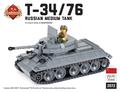 T-34/76戦車