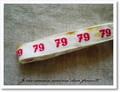 アンティーク*ナンバーテープ(79)箱なし