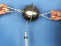 ま)マグデブルグの半球実験セット(30191)