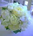造花シンプルラウンド「今月のお買い得ブーケ」