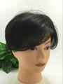 男性用部分wig(リーズナブル)オーダーメイド