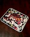 手刺繍パーツ(虎と松)